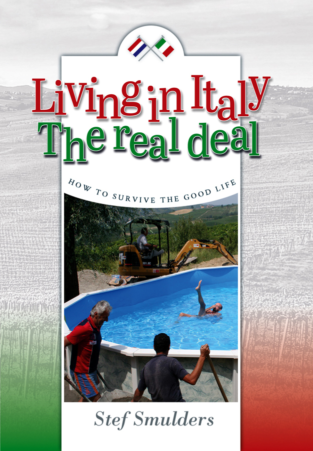 italy expat stories book