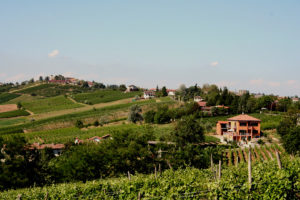 bed and breakfast vineyards oltrepo pavese