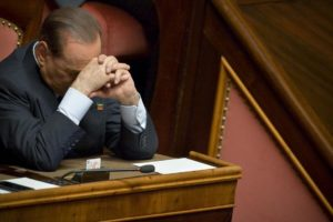 berlusconi failed