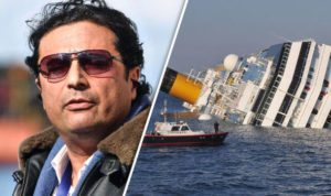 schettino costa concordia cruise