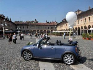 vigevano square wedding