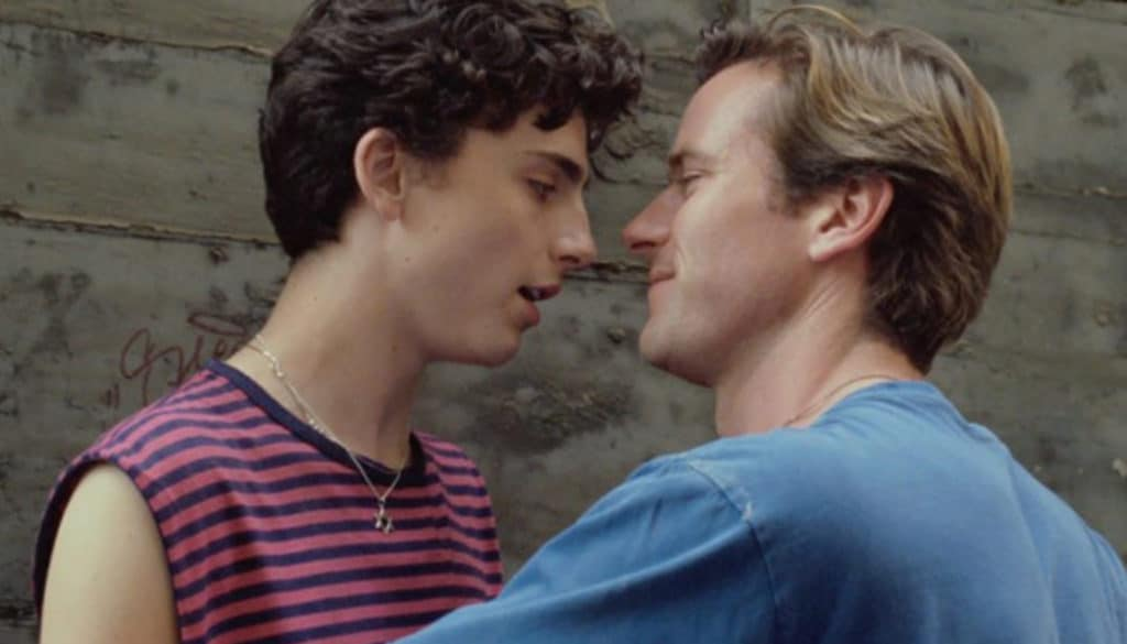 call me by your name movie aciman