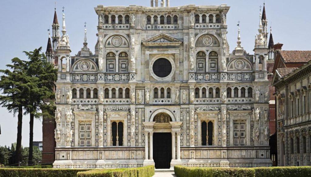certosa pavia monastery