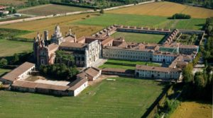 certosa pavia monastery milan