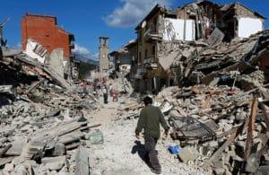 italy earthquake risk