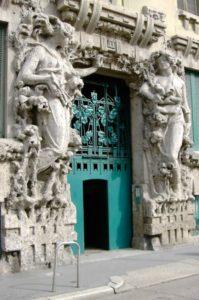 liberty italian art nouveau