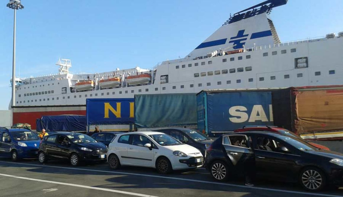 sardinia boat traghetto ferry