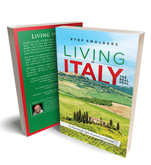 italian expat memoir travel book guide