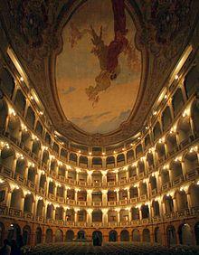 opera theater pavia