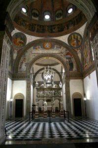 portinari chapel sant'eustorgio milan