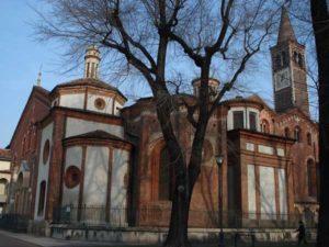 sant'eustorgio basilisk milan