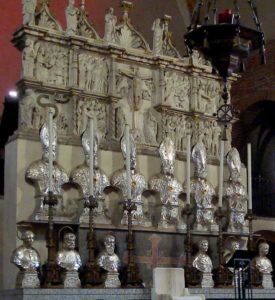 sant'eustorgio altar