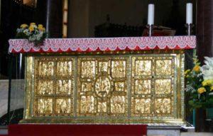 saint ambrose altar