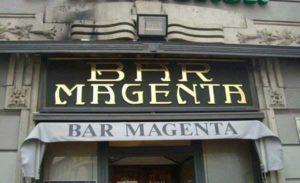 bar magenta milan
