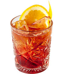 negroni cocktail aperitivo