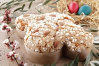 colomba easter italian dolce